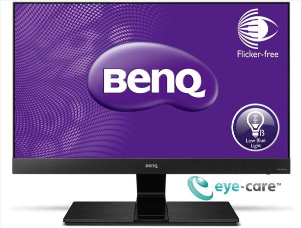 Monitores Eye-care de BenQ