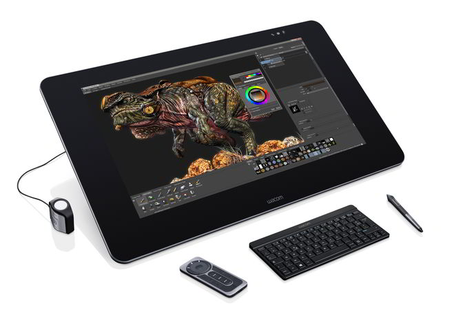 Wacom Cintiq 27QHD and Wacom Color Manager