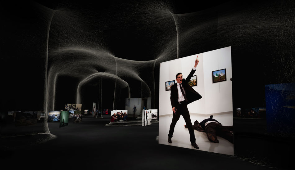 World Press Photo en Realidad Virtual