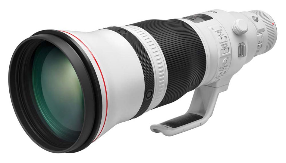 Canon EF 600 mm f4L IS III USM